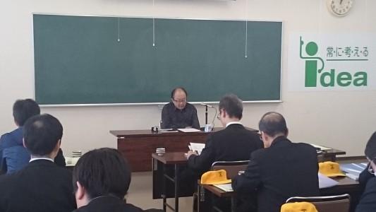 山田社長講演