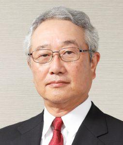 写真 津田純嗣会長